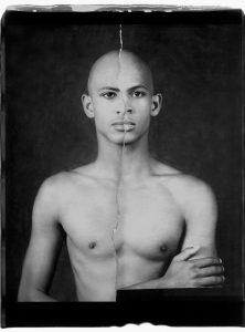 Andreas Mahl, Déchirure, 2000, courtesy Galerie Binome