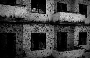 Thibault Brunet, sans titre #5, série Landscape, 2009-11, courtesy Galerie Binome édition de 5 (+2EA) - 60 x 90 cm tirage jet d'encre sur papier Baryté contrecollé sur aluminium encadrement baguette blanche, rehausse interne, verre anti-reflet