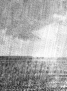 Lisa Sartorio, BGM 71 - Tow, série L'écrit de l'histoire, 2020, courtesy Galerie Binome édition de 5 (+1EA) - 66 x 51,5 cm édition de 3 (+1EA) - 116 x 90,5 cm tirage jet d'encre pigmentaire sur papier Bright White Hahnemühle, contrecollage sur aluminium, encadrement chêne, verre