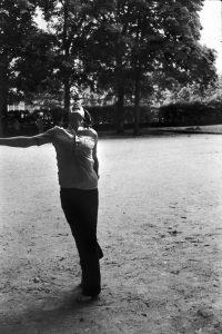 Franck Landron, Pontoise Saint-Martin, 1972